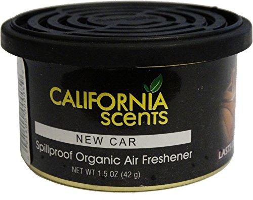 California Scents deodorante casa ufficio Taxi per auto WC bagno, New Car, 1