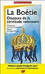 Discours de la servitude volontaire -...