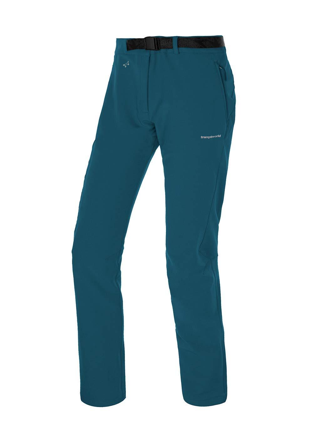 Trangoworld PC008106-4S1-S Damen Lange Hose, tiefblau, S