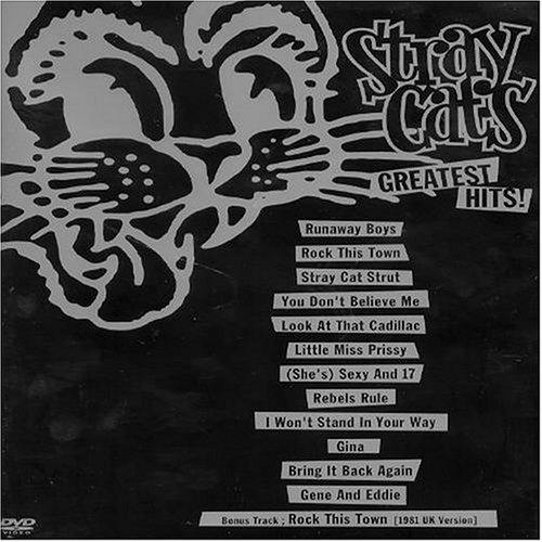 Stray Cats DVD `Greatest Hits`