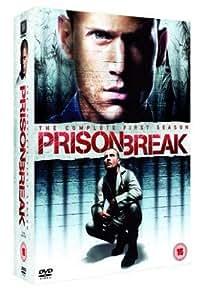 Prison Break - L'intégrale saison 1  - Import Zone 2 UK (anglais uniquement) [Import anglais]