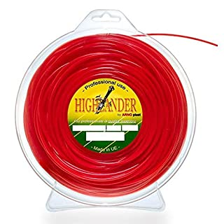Higlander Professional Line Round Wire 2.5 mm x 90mt