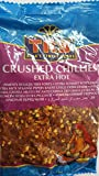 100g Extra Hot Crushed Chillies