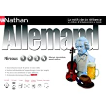 Coffret complet Nathan Allemand