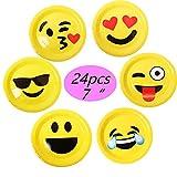 164-teiliges Emoji-Partyzubehör-Set...
