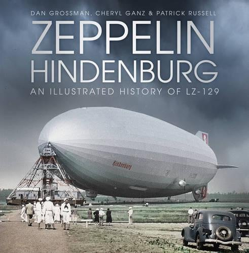 Zeppelin Hindenburg por Dan Grossman