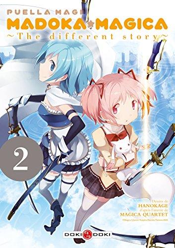 Puella Magi Madoka Magica - The different story Vol.2 par Magica Quartet