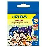 Lyra 2001240 Rembrandt Polycolor Etui M24 Künstlerstift Metalletui mit 24 Stück