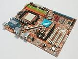 Abit KN9 Mainboard AM2 NVIDIA nForce4 Ultra 4xSATA 2xIDE ATX 10xUSB DDR2 PCIeX1 Bulk