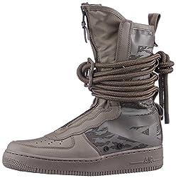 Nike Men's Sf Air Force 1 Hi Boot Ridge Rockblack Size: 8.5 D(m) Us