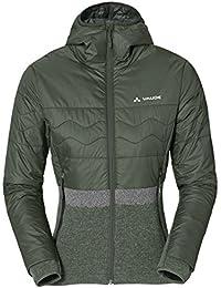 Vaude Tirano Padded Jacket - Chaqueta para mujer, color verde (pine), talla
