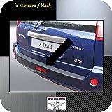 Richard Grant Mouldings Ltd. Original RGM Ladekantenschutz schwarz für Nissan X-Trail I T30 SUV Kombi ab Facelift Bauja