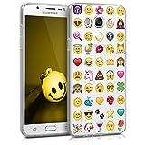 kwmobile Hülle für Samsung Galaxy J7 (2016) - TPU Silikon