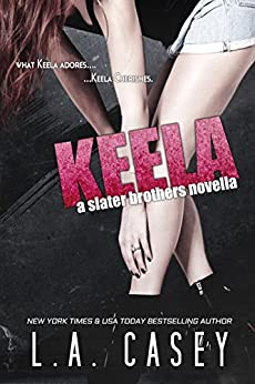 KEELA by [Casey, L.A.]