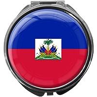 Pillendose/rund/Modell Leony/FLAGGE HAITI preisvergleich bei billige-tabletten.eu