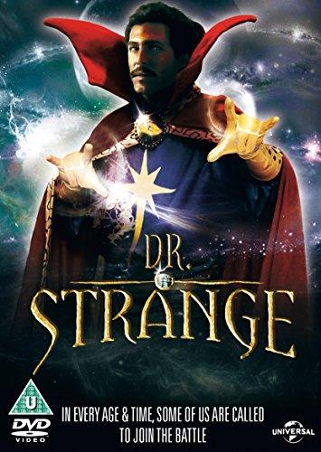 Dr. Strange [DVD] UK-Import, Sprache-Englisch