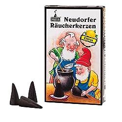 Huss Neudorfer Räucherkerzen - Citrus