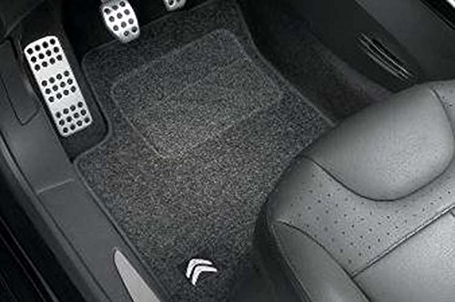 Jeu de tapis en moquette aiguilletée avant/arrière C3 (A51)