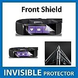 Protector de Pantalla Frontal INVISIBLE para Microsoft Band Watch (Protector Frontal incluido) Protección de Grado Militar Exclusiva de ACE CASE