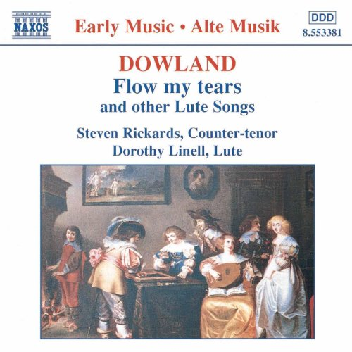 Dowland: Flow My Tears and Oth...