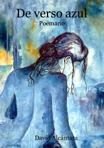 De verso azul - Poemario por David Alcántara García