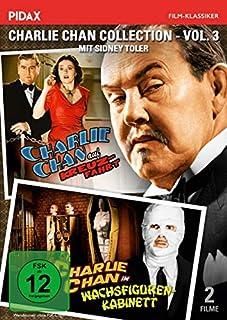 Charlie Chan Collection - Vol. 3 / (Charlie Chan auf Kreuzfahrt + Charlie Chan im Wachsfigurenkabinett) (Pidax Film-Klassiker)