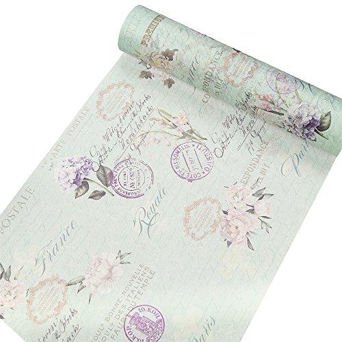 molshine Washi Masking Tape deko-Sticky Papier Klebeband, zum Basteln, Handwerk, Geschenkverpackungen, Scrapbook (20cm x, 5m), grün