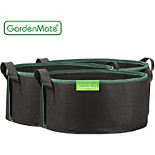 GardenMate® 3x Sacos para Platas de Malla Geotextil 15L