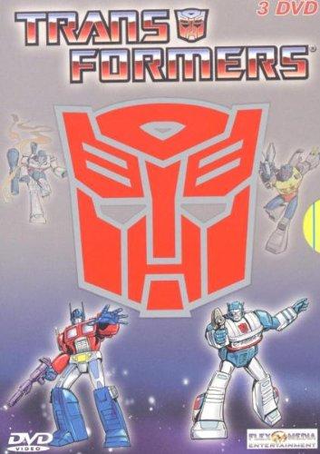 Transformers - Die komplette erste Staffel [3 DVDs] (Transformers Dvd Box Set)