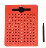 Magnetische Zeichentafel - Zaubertafel mit Kugeln und magnetischem Stift - Magnetboard - Magnettafel hergestellt von Beleduc