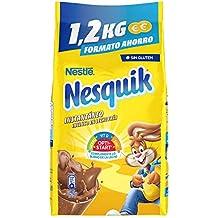 Nestlé Nesquik Cacao Soluble Instantáneo - Bolsa de cacao soluble ...
