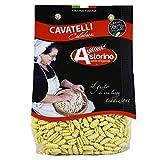Cavatelli Calabresi Pasta Artigianale di Grano Duro Astorino 6 Confezioni di Pasta di 500g Prodotta in Calabria con Grano Italiano.