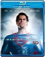 Superman: Man of Steel (Blu-ray 3D & Blu-ray) (2-D