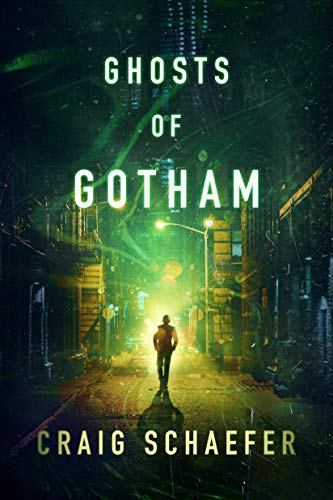 Ghosts of Gotham (English Edition)