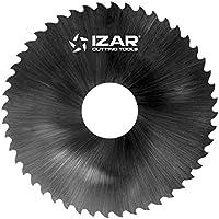 Izar 65234 - Fresa sierra circular para metal HSS DIN1838N FORMA-B 125X0,80X22 Z80