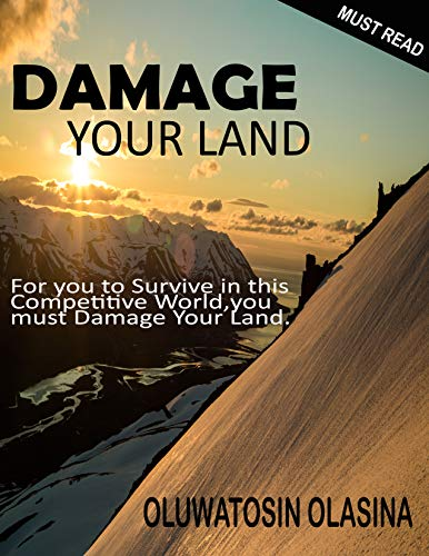 Damage Your Land book cover