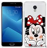 PREVOA Colorful Silicona Funda Case Protictive para Meizu M5 Note Smartphone 5,5 pulgadas - 8