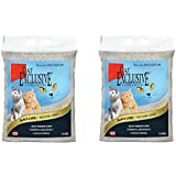 Intersand Cat Exclusive Scoopable Cat Litter - 10Kg (Pack Of 2) Total 20 Kg