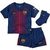 Nike performancefc Barcelona Home Set–Team–Deep Royal Blue/University Gold
