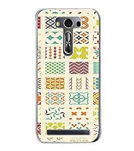 ifasho Designer Phone Back Case Cover Asus Zenfone 2 Laser ZE550KL (5.5 Inches) ( No Pain No Gain Muscle Quotes )
