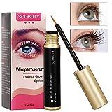 Wimpernwachstumsserum, Wimpernserum und Augenbrauenserum, Wimpernwachstum, 5 ml Wimpernverstärker,...