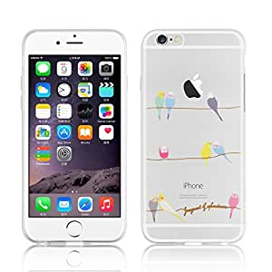 iphone 6 amazon iphone 6 jammylizard invisible gel clear sketch 11283