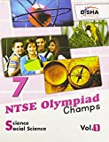 NTSE-NMMS/Olympiads Champs Class 7 Science/Social Science - Vol. 1