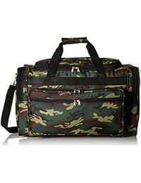 """World Traveler Camouflage 22"""" Travel Duffle Bag"""