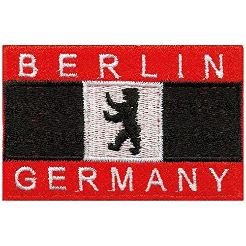 Parche-Berlin-00486-Talla aprox. 8cm