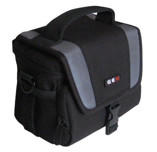 GEM Camcorder-Tasche für Panasonic HC-V700 / HC-X800 / HC-X900 plus begrenztem Zubehör V700 Camcorder