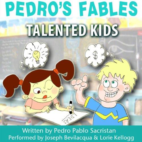 Pedro's Fables  Audiolibri