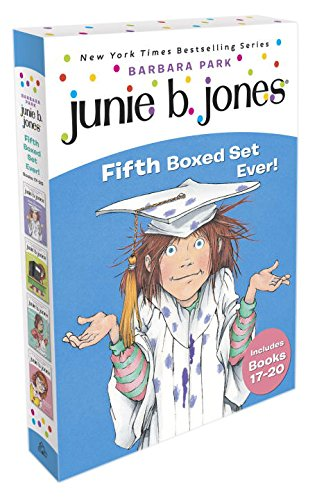 Junie B. Jones Fifth Boxed Set Ever!