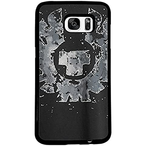 Peronalized Samsung Galaxy S7 Edge Custodia Case Belstaff Samsung S7 Edge Custodia Case Belstaff Brand Logo Samsung Galaxy S7 Edge Cover Custodia Case With Hard Shell Prottetiva pour for Samsung S7 Edge Design Belstaff - Specialized Hard Rock