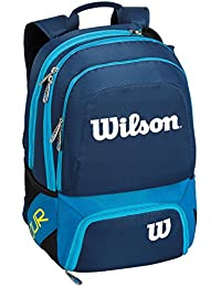 Wilson Tour V Backpack Medium BL, Mochila Unisex Adulto, Azul (Blue),